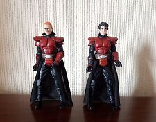Star Wars Antares Draco & Ganner Krieg 3.75'' Action Figures - Good Condition