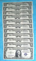 1935-F Star Consecutive Silver Certificates Fr #1615* Sequential - SOLD EACH