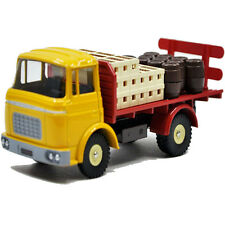 ATLAS Dinky Toys 588 YELLOW Berliet Camion Brasseur 1:43 Alloy Diecast Car model