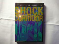 Shock Corridor Mint Dvd Criterion Collection #19 Samuel Fuller