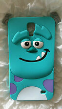 Silicone Cover per cellulari MONSTER para SAMSUNG GALAXY MEGA 2 G7508