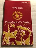 1972 73 CLEVELAND Cavaliers YEARBOOK Media Guide AUSTIN CARR Lenny WILKENS Smith