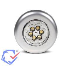 LED Touch Push Licht Selbstklebend Lampe Leuchte Schrankleuchte Stick & Push