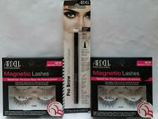 Eye Lot of 3 Ardell Magnetic Lashes 113 (2) Pro Brow Micro-Fill Marker Dk Brown