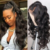 100% Real Best Brazilian Virgin Human Hair Wig Loose Wave 360 Lace Frontal Wigs