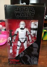 Hasbro Star Wars The Black Series 6 inche First Order Flametrooper Action Figur?