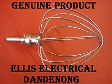 ☛☛ Genuine Australian Kenwood Chef Stainless Steel Balloon Whisk Beater KW712211