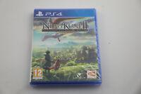 Jeu NI NO KUNI II 2 pour PS4 NEUF sous blister PAL Version Française