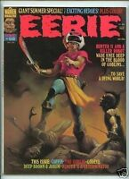 Eerie 1965 series # 68 near mint magazine