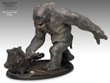 SIDESHOW WETA LORD OF THE RINGS SOLD OUT CAVE TROLL POLYSTONE STATUE #733/750