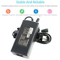 Power Supply Adapter AC 100-240V to DC 12V 8A With US Power Cord for LED CCTV