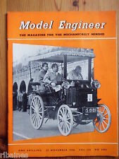 R&L Mag: Model Engineer, Vol.115 - No.2896 - 22 November 1956