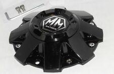 MAYHEM GLOSS BLACK WHEEL RIM CENTER CAP C-231-2 C108040B01 LG1303-13 C-231-1-2