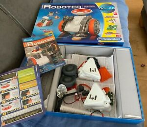Clementoni Galileo Mein Roboter Programmierbar 69412 ab 8 Jahre