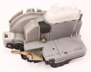 RH Front Door Lock Latch 96-02 VW Jetta Golf Cabrio Mk3 Mk3.5 - 1HM 837 016 B
