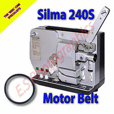SILMA 240S Standard 8mm Sound Cine Projector Belt (Main Motor Belt)