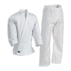 Century White 6oz Lightweight Martial Arts Uniform Gi Size 3