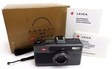"LEITZ Leica Minilux Edition ""Bogner and Leica"" 18060 #2461376, Vario Elmar br106"