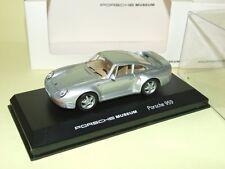 PORSCHE 959 Gris PORSCHE MUSEUM High Speed