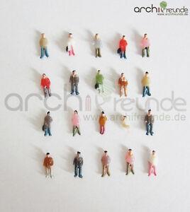 DB,Menschen Spur N Figuren 100 St. Konvolut Set 1:160 Sammlung Figur neu