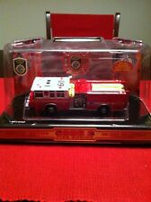 Code 3 Collectibles City of Winter Park Pierce 1/64 Scale Fire Engine Set w/ BC