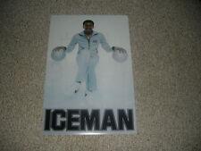 "GEORGE GERVIN SAN ANTONIO SPURS ""ICEMAN"" 20X30 POSTER PRINT"