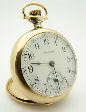 Waltham Mass.15 Jewel Royal 522951 14k Gold Antique Pocket Watch