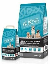 Burns Dog Food Pet Nutrition Breed Chicken, Large, 15kg