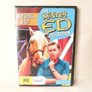 The Mister Ed Collection - 6-Disc Set 40 Classic Episodes - Region 4 AUS DVD
