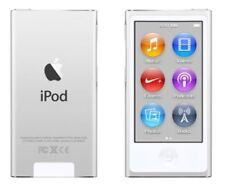 Lettori MP3 Apple iPod Nano in argento