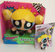 CARTOON NETWORK POWERPUFF GIRLS SUPER SOUND & LIGHT RAINBOW DAZZLER BUBBLES 2000