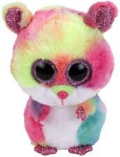 NEW Beanie Boos Regular Rodney Multi Hamster from Mr Toys