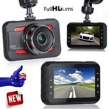 New 3'' Full HD 1080P Car DVR Video Camera Recorder Dashboard Dash Cam G-sensor