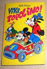 ED.MONDADORI  I CLASSICI WALT DISNEY 1° SERIE  N° 50  1973  VIVA TOPOLINO !  !!!