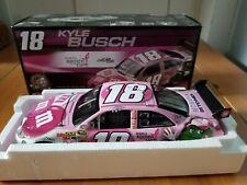 2008 Kyle Busch #18 M&M's Susan G Komen Breast Cancer Awareness Camry 1:24 CWC