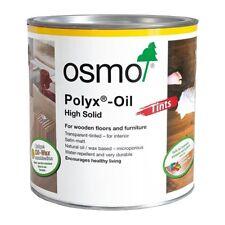 Osmo Polyx Oil Tints 2.5 Litre 3040 White Transparent