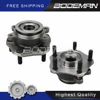 2x Wheel Bearing and Hub Assembly fits 2013-2015 Nissan NV200 Sentra 513364