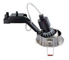 Sylvania sylspot GU10 LED SYL-0053383 Aluminio Cepillado