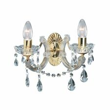 Searchlight Lighting 699-2 Marie Therese 2 Light Wall Light