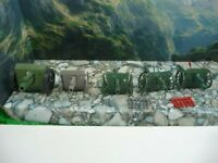 CRESCENT PLASTIC CANNON HK VINTAGE NICE WELL DONE COPIES LOT !!LOOK@@@