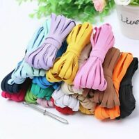 Lady Luck3: 6mm Coloured Elastic Soft Premium Quality.Ideal For Face Mask!