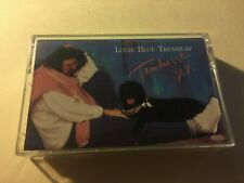 Lucie Blue Tremblay Tendresse DEMO Copy cassette