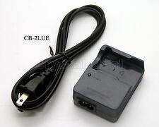 CB-2LUE Battery Charger for Canon PowerShot SD10 SD20 SD100 SD110 SD500 SD550