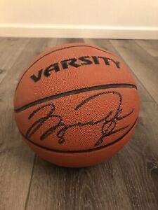 Michael Jordan Autographed Basketball Autograph NO COA