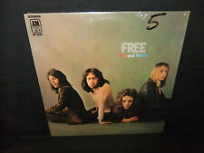 Free Fire And Water Paul Rogers Vintage Vinyl LP In Shrink wrap 80s Reissue EX