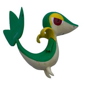 Pokemon Snivy Toy Figure Jakks Pacific 27905 27906 Nintendo Pocket Monsters