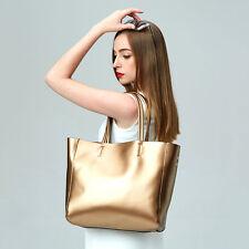 Damen Leder Damentasche Handtasche Schultertasche Tasche Henkeltasche Nue