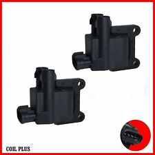 2 x Brand New Ignition Coils for Toyota Camry Hilux Hiace Rav4 Landcruiser 4 Cyl
