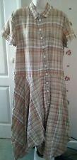 bitte kai rand Lagenlook shirt dress XL 12/14