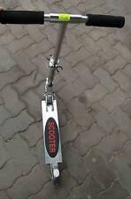 Kinder Cityroller Kickboard Scooter silber zusammenlegbar 125mm Laufrollen NEU